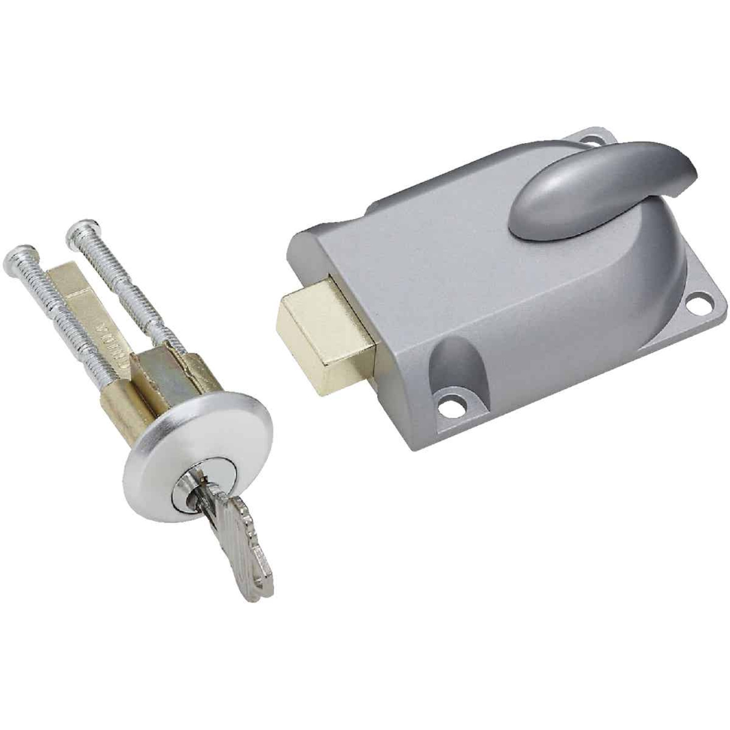 National Garage Door Deadbolt Lock Image 1