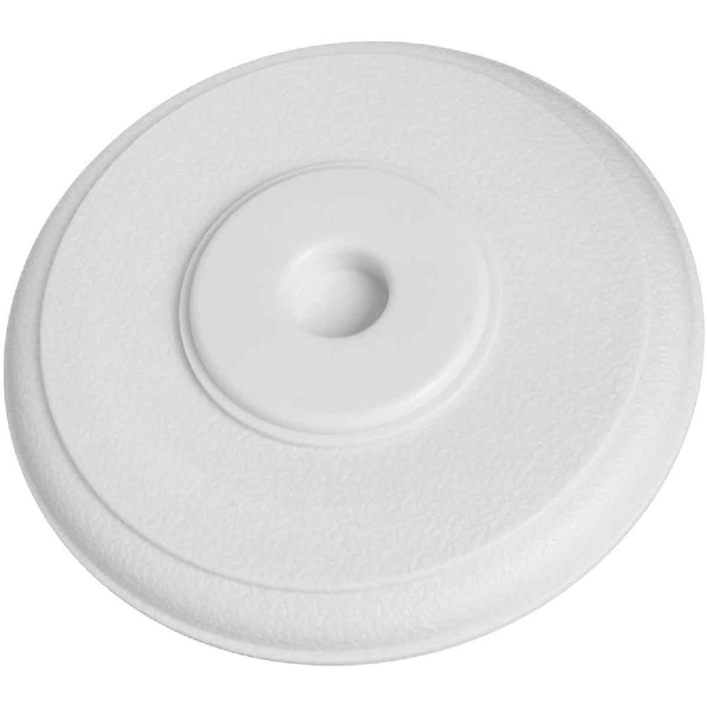 National 336 5 In. Almond Softstop Cover-Up Wall Door Stop Image 1