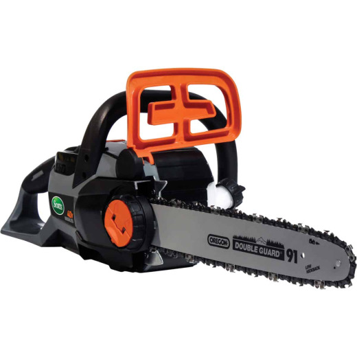 Scotts 14 In. 40 Volt Lithium Ion Cordless Chainsaw
